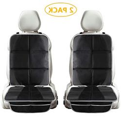 Tchipie 2 Pack Car Seat Protector Under Car Seat for Child K