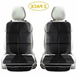2 Pack Car Seat Protector Under Car Seat for Child Kids, Wat