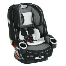 Graco 4Ever DLX 4-in-1 Convertible Baby Car Seat, Seat Bryan