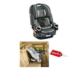 4Ever DLX 4-in-1 Convertible Car Seat with Freebies Bryant D