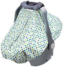 Summer Infant 2-in-1 Carry and Cover Infant Car Seat Cover,
