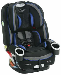 Graco Baby 4Ever DLX 4-in-1 Car Seat Infant Child Safety Ken