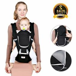 Baby Hip Seat Belt Carrier –Certified Front Facing Back Pa
