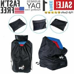 Baby Kids Car Seat Travel Bag Cover for Airplane Gate Check