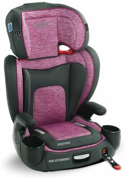 Graco Baby TurboBooster Grow Highback Booster Car Seat Child