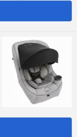 canopy convertible baby car seat accessory