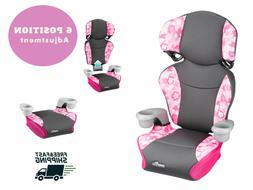 Baby Car Safety Seat Evenflo Big Kid Sport High Back Booster