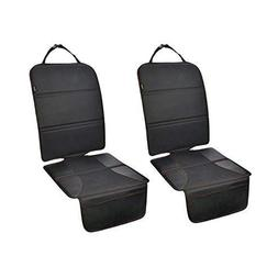 Car Seat Protector 2 Pack for Child Car Seat, Auto Seat Cove