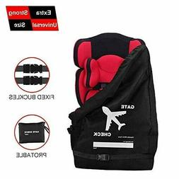 Car Seat Travel Bag For Airport Gate Check In Universal Size