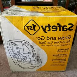 Safety 1st CC138DWV Grow and Go 3-in-1 Convertible Car Seat