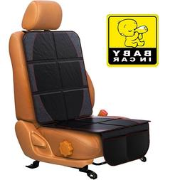 Child Pet Car Seat Protector Auto Pad Under Baby Carseat WAT