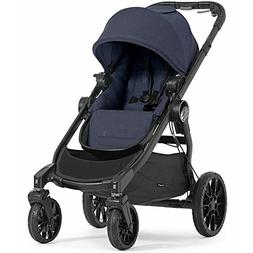 Baby Jogger City Select Lux Twin Tandem Double Stroller w/ S