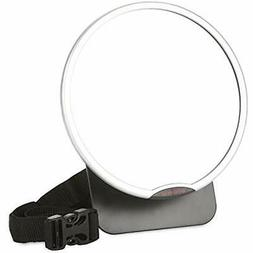 Diono Easy View Back Seat Mirror, Black Baby
