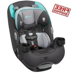 Safety 1st EverFit 3-in-1 Convertible Car Seat Cruise FREE S