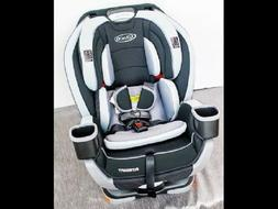 Graco Extend2Fit 3-in-1 Convertible Car Seat - Garner