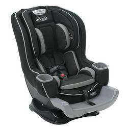 Graco Extend2Fit Convertible Car Seat with RapidRemove Cover