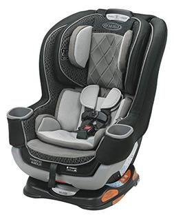 Graco Extend2Fit Platinum Convertible Car Seat, Hurley