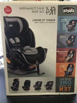 Chicco Fit4 4-in-1 Convertible Child Safety Baby Car Seat NE
