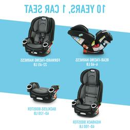 Graco 4Ever DLX 4-in-1 Convertible Car Seat, Joslyn