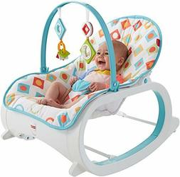 Infant Rocker Baby Seat Bouncer Swing Newborn Toddler Chair
