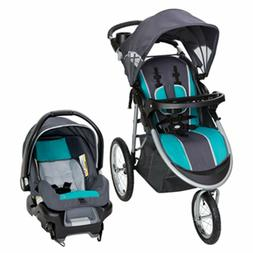 Baby Trend Jogger Stroller with Car Seat Infant Toddler Trav