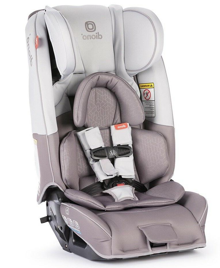 Diono 2019 Radian 3 RXT Convertible in Grey Oyster, - Free Shipping