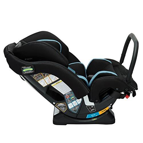 Baby Jogger Space Car Seat, Azul