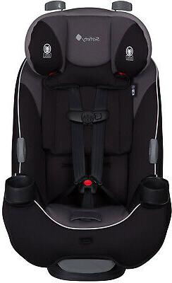3-in-1 Seat Rear Facing Forward Booster Newborn 100 Safety