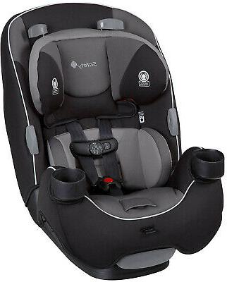 3 in 1 convertible car seat rear