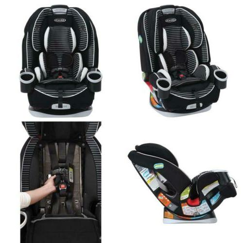 Graco 4 Ever All-in-One Convertible Car Seat Skylar Child Sa
