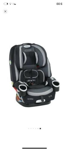 Graco 4Ever DLX 4-in-1 Convertible Car Seat - 1619 New
