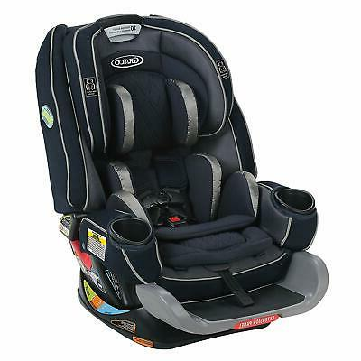 Graco 4Ever Extend Platinum Convertible 4-in-1 Seat,