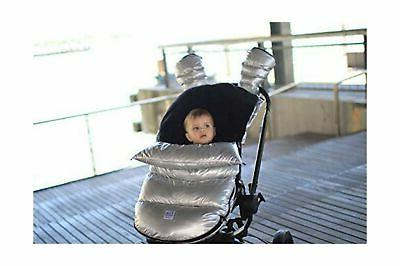 7 Stroller and Seat Footmuff, Convertible a S...