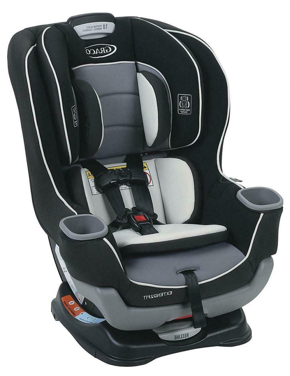 8/19 *FAST SHIPPING* Graco Extend2Fit Car Gotham