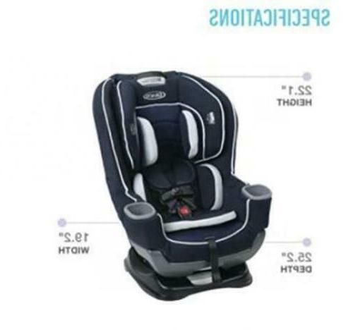 8/19 *FAST SHIPPING* Graco Extend2Fit Gotham