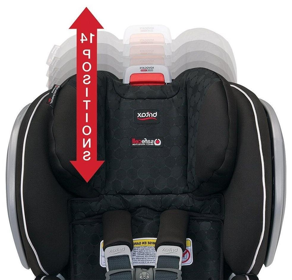 Britax Advocate Clicktight Car Safety NEW 2017