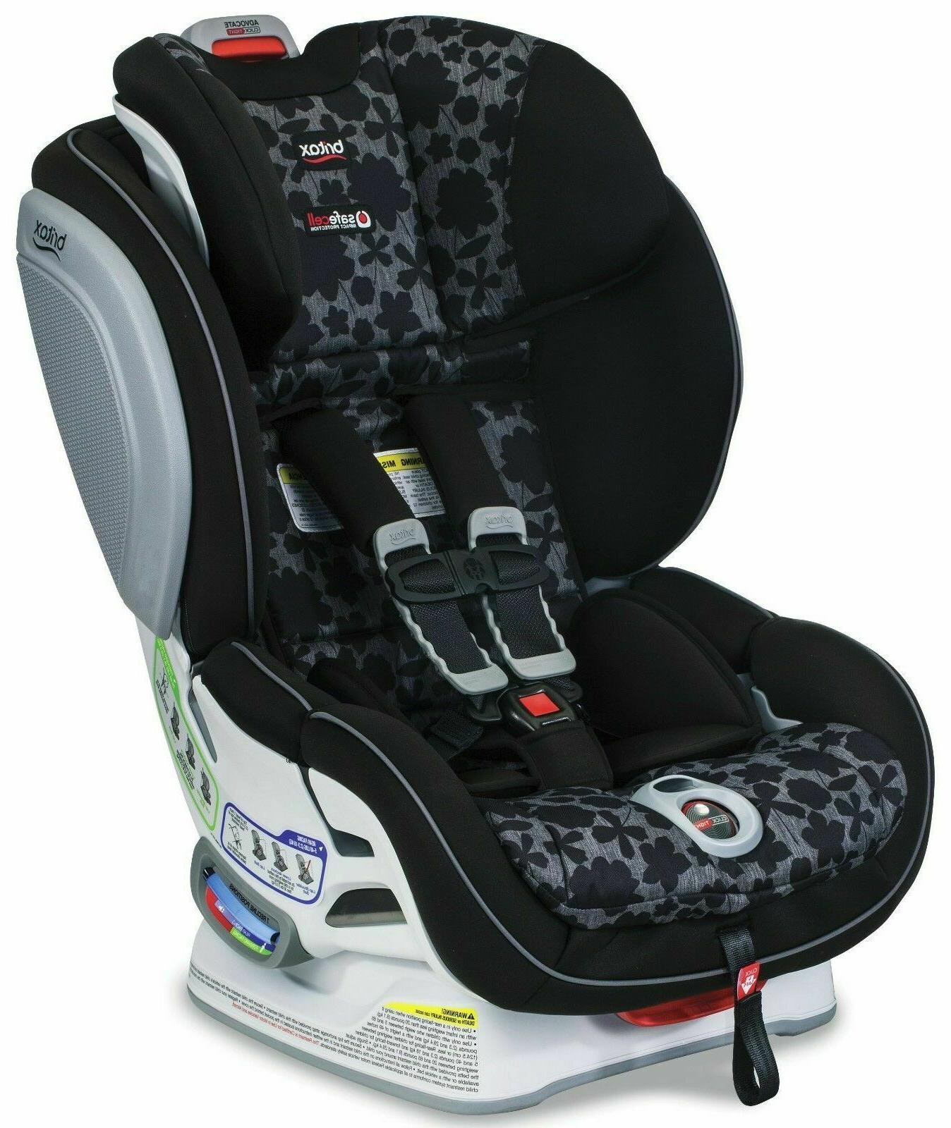 Britax Advocate 2018 CT ClickTight Convertible Car Seat Kate