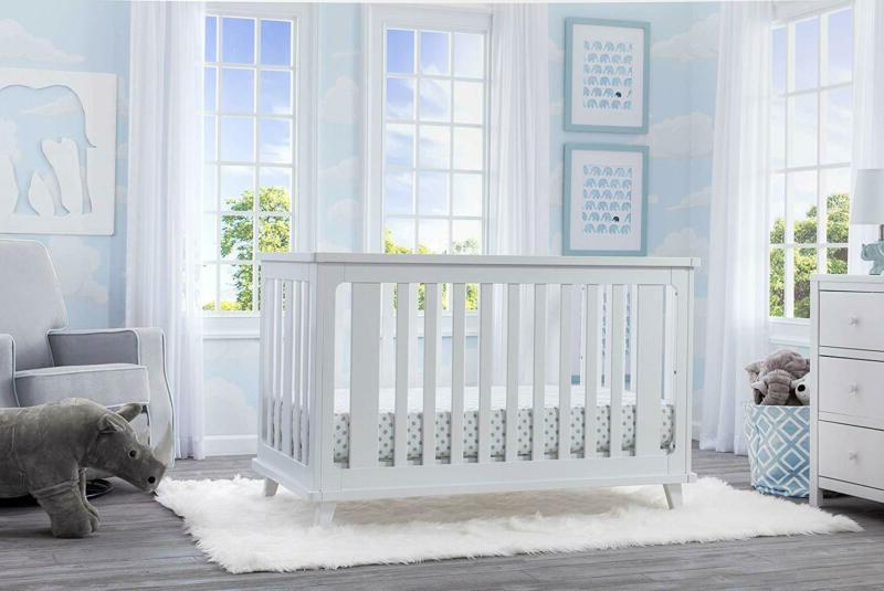 Delta Ava 3-In-1 Convertible Crib,