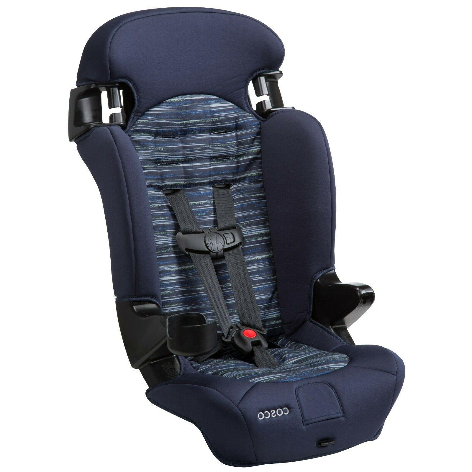 Baby Safety Seat 2in1 Toddler Highback Booster