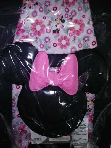 Disney Baby Luxe Minnie Convertible Car Plastic Sealed