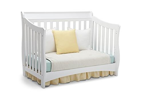 Delta Children Series 4-in-1 Crib,