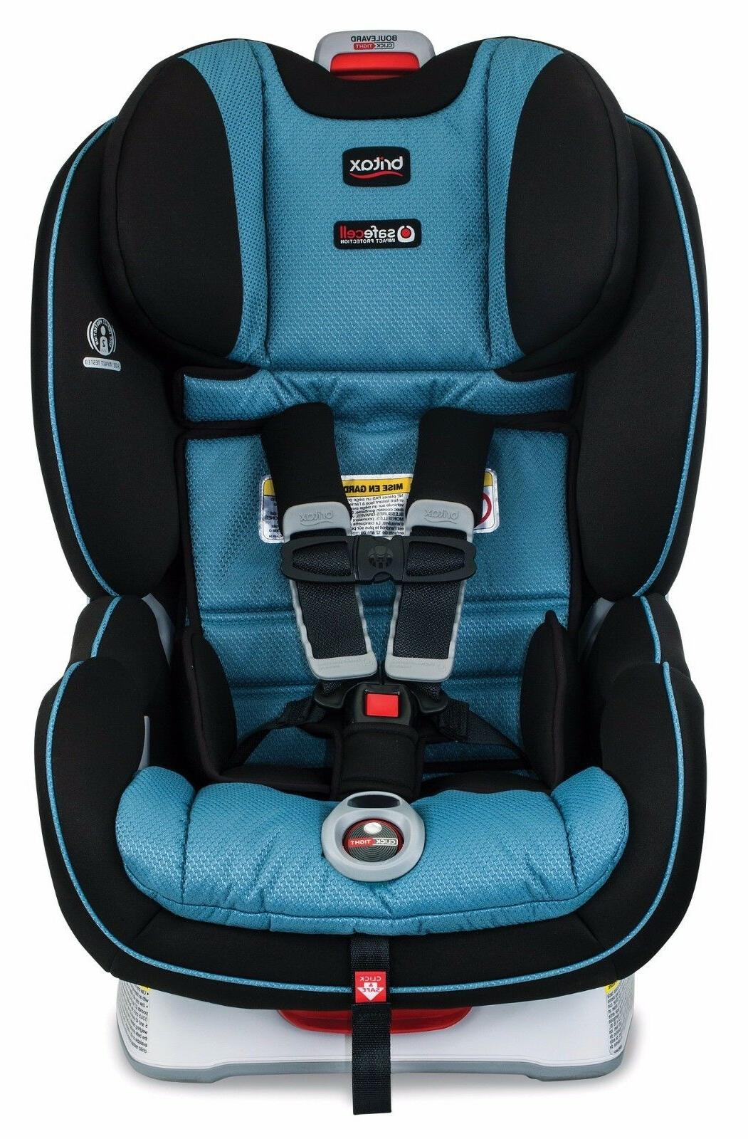 Britax Boulevard Clicktight Convertible Car Seat Child Safet