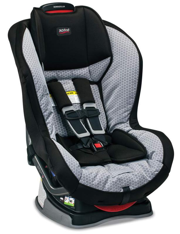 Britax 3 Convertible Seat 1 Protection -