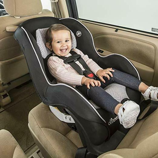 Convertible Car Seat Baby Toddler Infant Kids Rear Forward F