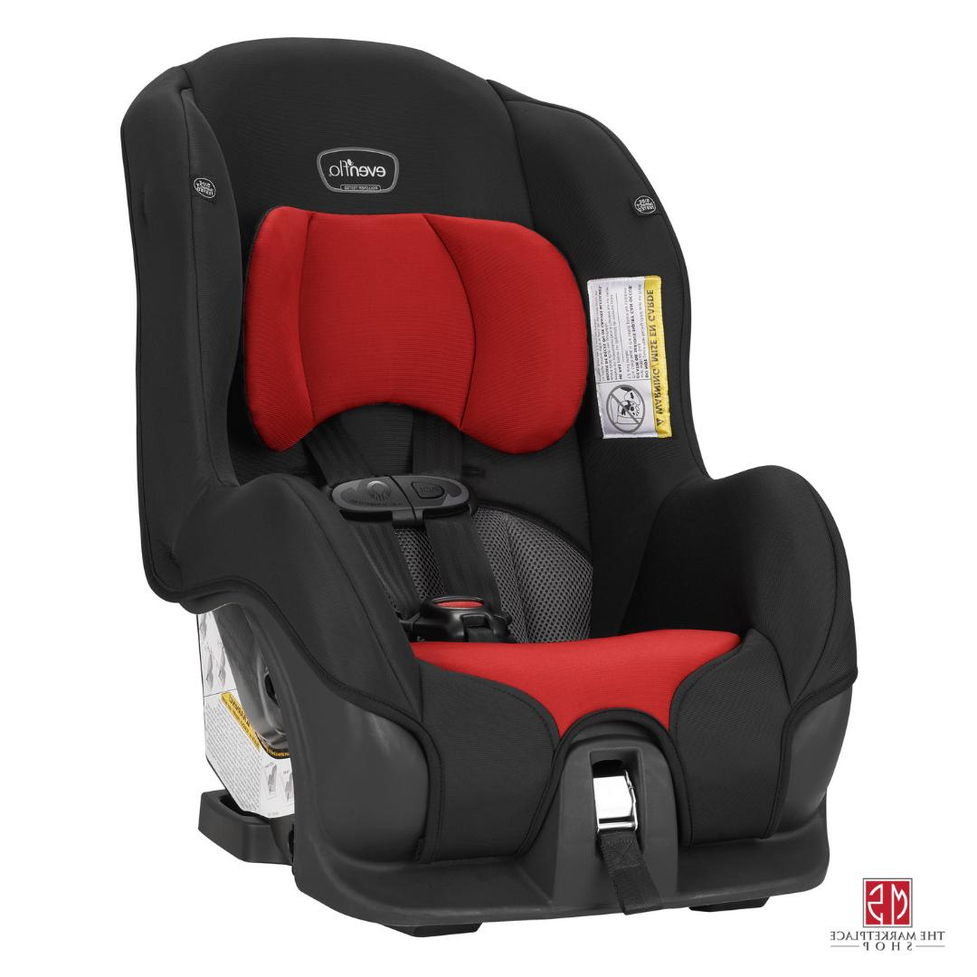 Convertible Car Seat Baby Toddler Safety 2 1
