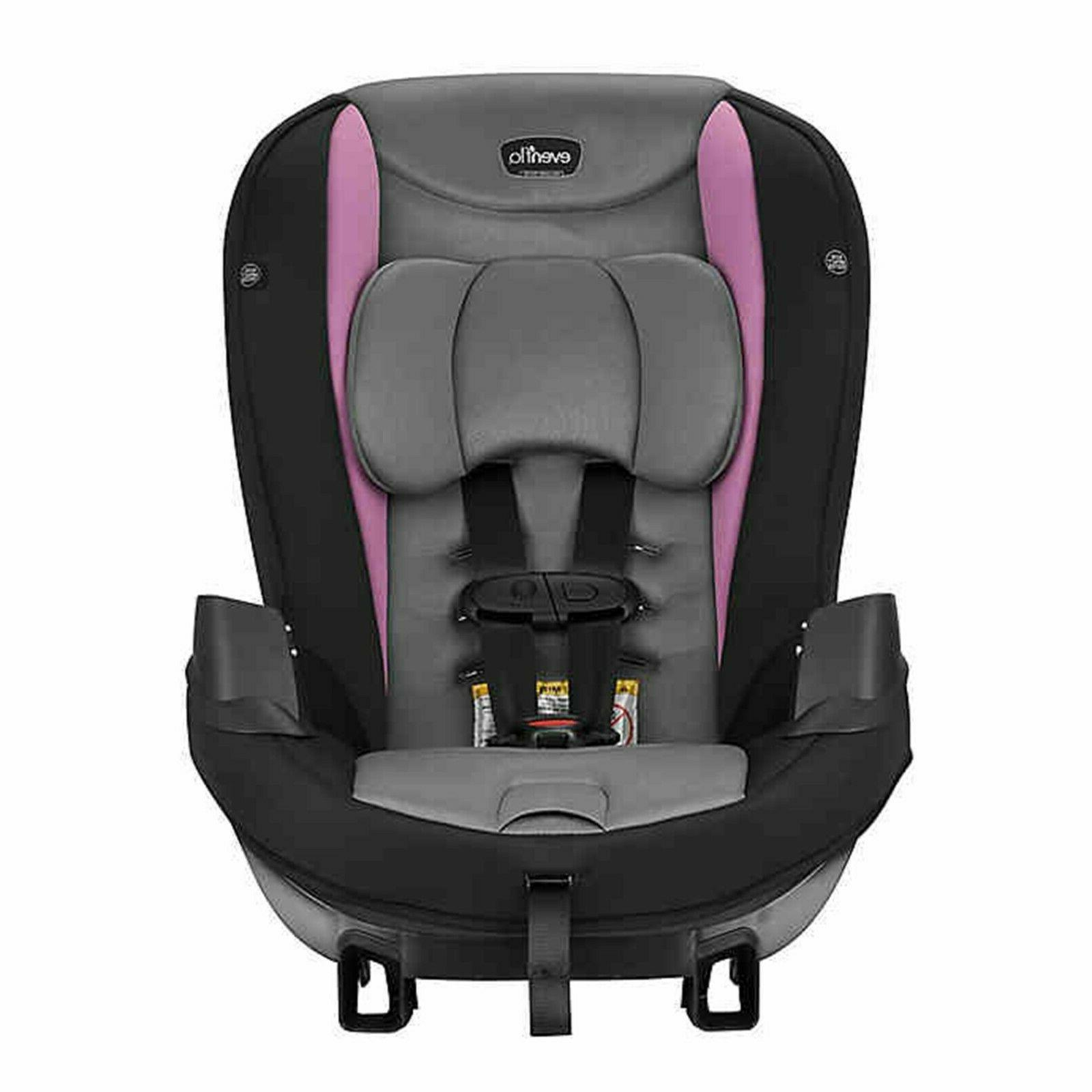 Evenflo Convertible Car 5-point Safety New