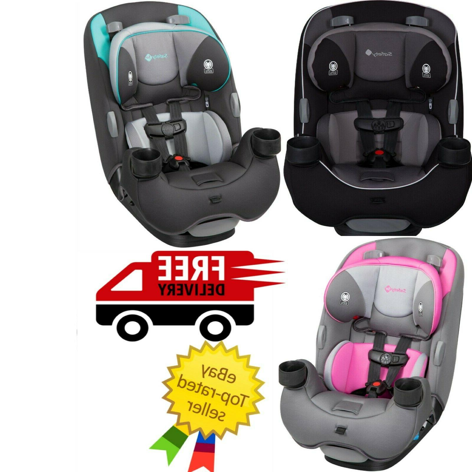 everfit 3 in 1 convertible car seat