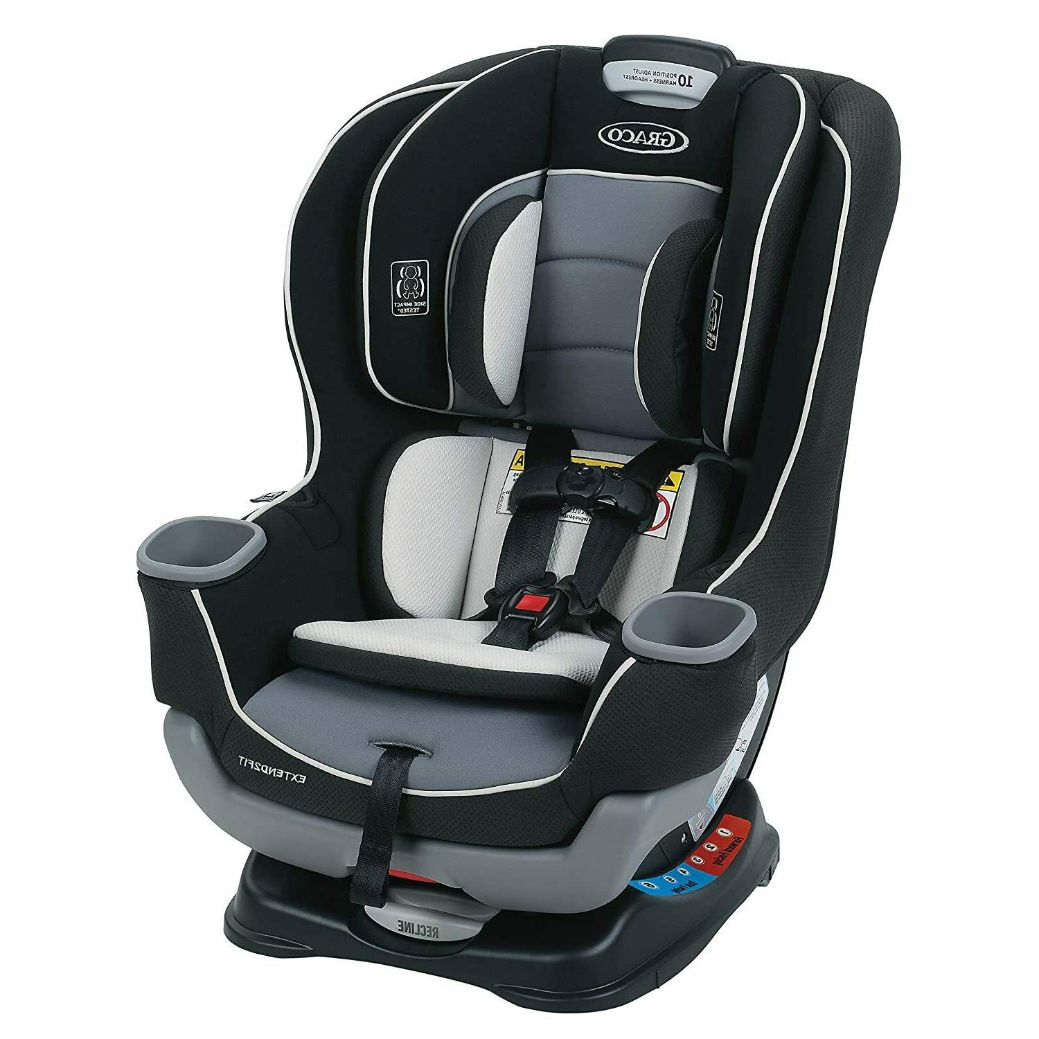 Graco Seat Facing Longer Extend2Fit