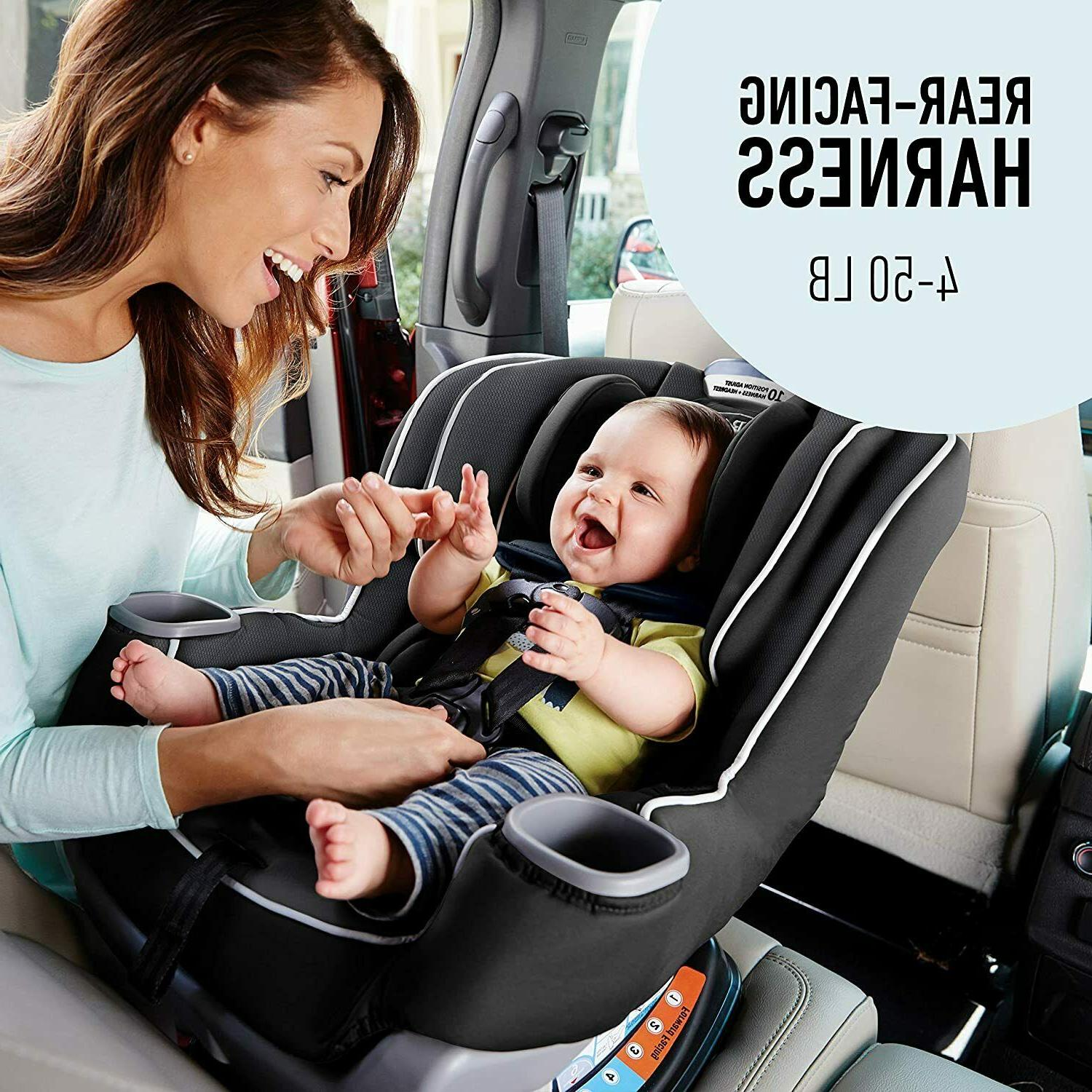 Graco Seat | Ride Facing Longer Extend2Fit