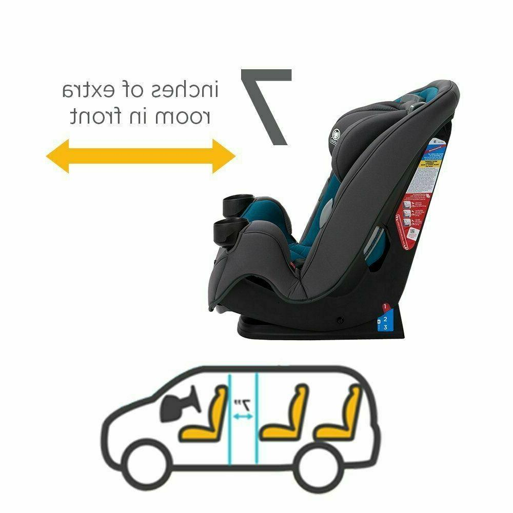 Safety Go Grow 3-in-1 Convertible Car Seat